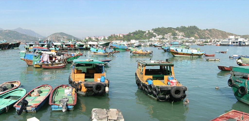 Islands Hong Kong Cheung Chau